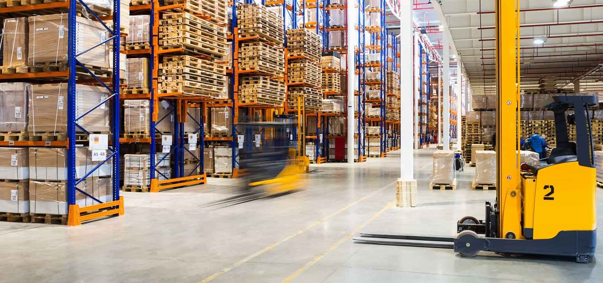 Warehousing, Distribution and Packaging Services